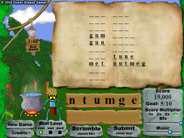 Image Alphabet Jungle
