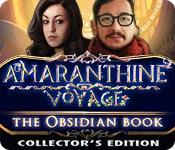 Amaranthine Voyage: The Obsidian Book Collector's Edition Game Featured Image