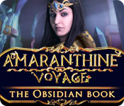 Amaranthine Voyage: The Obsidian Book Game Featured Image