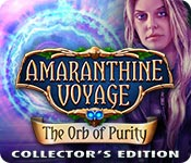 Amaranthine Voyage: The Orb of Purity Collector's Edition for Mac Game
