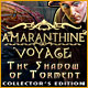 Amaranthine Voyage: The Shadow of Torment Collector's Edition Game