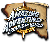 Amazing Adventures: Around the World Feature Game