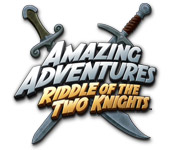 Amazing Adventures Riddle of the Two Knights for Mac Game