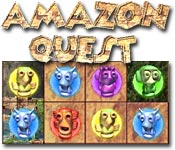 Amazon Quest Feature Game