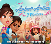 Amber's Airline: 7 Wonders Collector's Edition for Mac Game