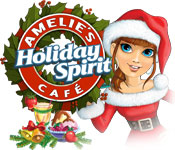 Amelie's Cafe: Holiday Spirit Game Featured Image
