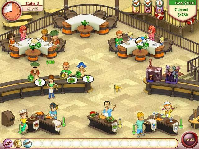Bezpłatne pobieranie Amelie's Cafe: Summer Time