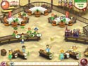 in-game screenshot : Amelie's Cafe: Summer Time (pc) - Cater to a variety of guests!