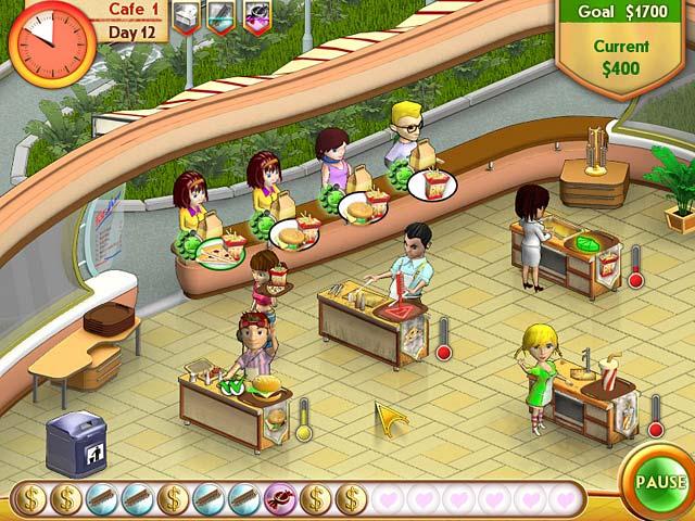 Gra Amelie's Cafe Gra Bezpłatne