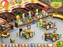 in-game screenshot : Amelie's Cafe (pc) - Take charge of grandpa`s café