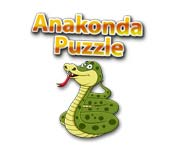 Buy PC games online, download : Anakonda Puzzle