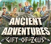 Ancient Adventures - Gift of Zeus Game Featured Image