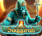 Ancient Quest of Saqqarah Game Featured Image