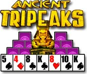 Ancient Tripeaks Game Featured Image