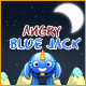 Play Angry Blue Jack Flash Game