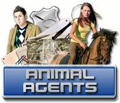 Animal Agents Game Featured Image
