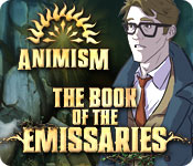Animism: The Book of Emissaries Game Featured Image