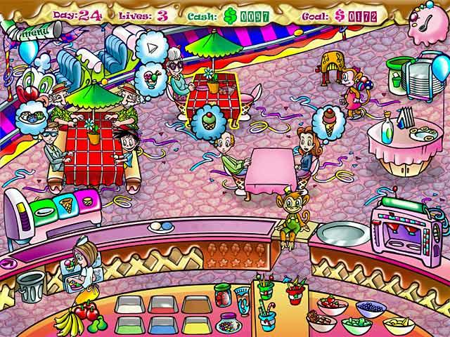 Anna`s Ice Cream Screenshots