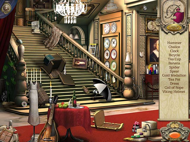 Antique Mysteries: Secrets of Howard's Mansion Screenshot http://games.bigfishgames.com/en_antique-mysteries-secrets-of-howards-mansion/screen1.jpg