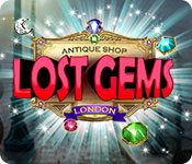 Buy PC games online, download : Antique Shop: Lost Gems London