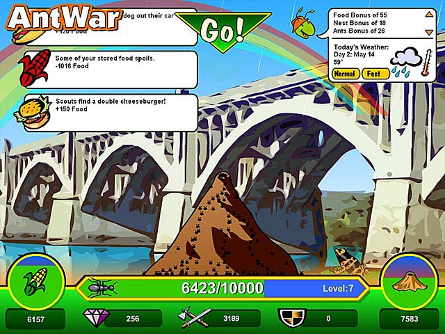 Image Ant War