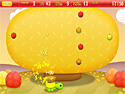 in-game screenshot : Apple Kabopple (og) - Help Torti collect tasty apples!