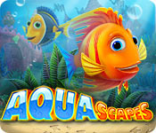 Explore the incredible underwater hidden object world of Aquascapes.