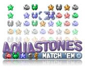 Buy PC games online, download : Aquastones Match'em