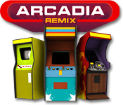 Arcadia REMIX Feature Game