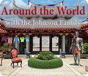 Around the World with the Johnson Family