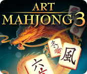 Buy PC games online, download : Art Mahjong 3