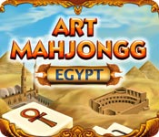 Art Mahjongg Egypt Game Featured Image