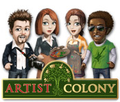 Featured image of Artist Colony; PC Game