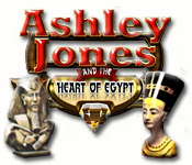 Ashley Jones and the Heart of Egypt Feature Game