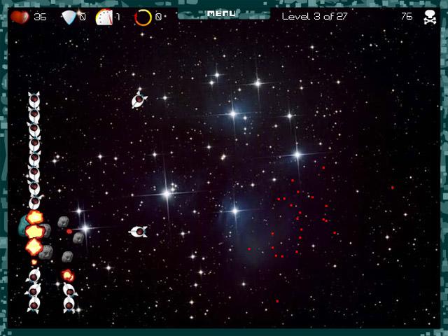 Image Asteroids Revenge