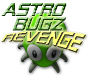 Astro Bugz Revenge Game Featured Image