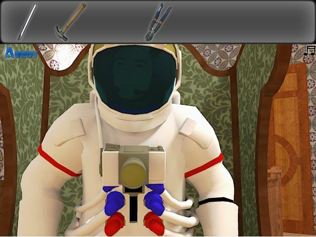 Image Astronaut's Secret
