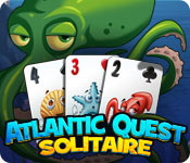 Atlantic Quest: Solitaire for Mac Game