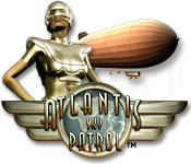 Atlantis Sky Patrol ™ Feature Game
