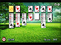 Screenshot: Australian Patience Solitaire Game