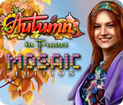Buy PC games online, download : Autumn in France Mosaic Edition