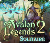 Avalon Legends Solitaire 2 Game Featured Image