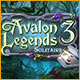 Buy PC games online, download : Avalon Legends Solitaire 3