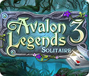 Avalon Legends Solitaire 3 for Mac Game