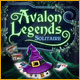 Free online games - game: Avalon Legends Solitaire