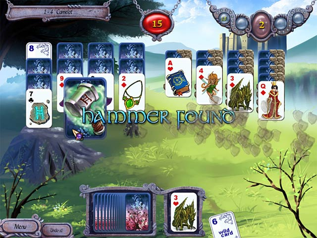 Image Avalon Legends Solitaire