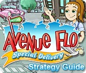 Avenue Flo: Special Delivery Strategy Guide feature