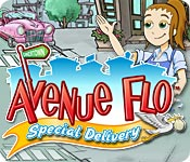 Avenue Flo: Special Delivery for Mac Game