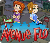 Avenue Flo casual game - Get Avenue Flo casual game Free Download