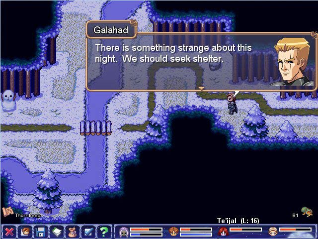 Gra Aveyond: The Darkthrop Prophecy Gra Bezpłatne